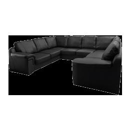 Leather Corner Sofas