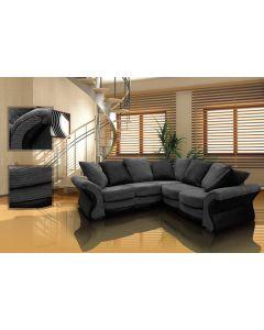 CAMDEN Corner Sofa Jumbo Cord Fabric