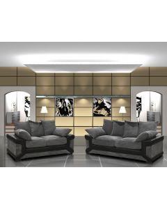 DINO Fabric Sofa Set