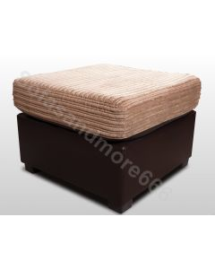 FOOTSTOOL in Fabric